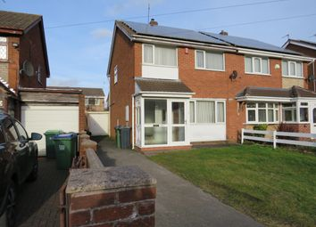 Thumbnail 3 bed property to rent in Warwick Gardens, Tividale, Oldbury
