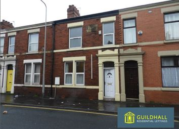 Thumbnail 3 bed terraced house to rent in Plungington Road, Fulwood, Preston