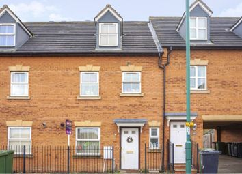 Thumbnail 4 bed terraced house for sale in Hargate Way, Hampton, Peterborough