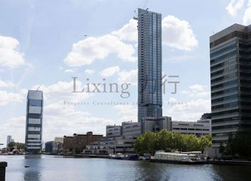 The Madison, Canary Wharf, London E14. 3 bed flat for sale