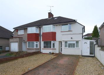 Thumbnail 4 bed semi-detached house for sale in Ravenscourt Close, Penylan, Cardiff