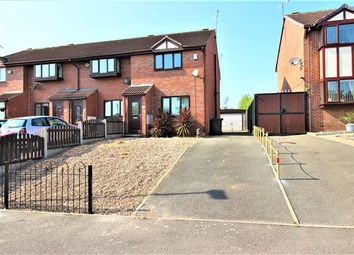 Thumbnail 3 bed end terrace house to rent in Frederick Street, Catcliffe, Rotherham
