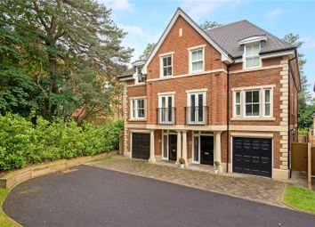 Thumbnail 4 bedroom semi-detached house for sale in Cavendish Road, Weybridge, Surrey