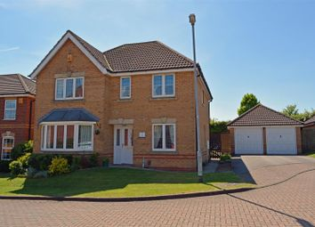 Thumbnail 4 bed detached house for sale in Lobelia Drive, Bottesford, Scunthorpe