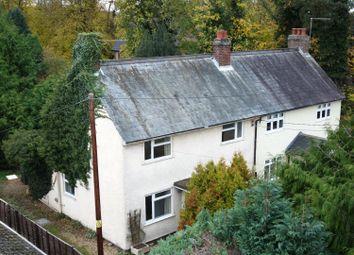 Thumbnail 3 bedroom semi-detached house for sale in Barton Road, Thurston, Bury St. Edmunds