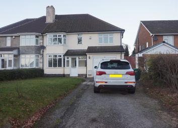 Thumbnail 5 bedroom semi-detached house for sale in Queslett Road, Great Barr, Birmingham