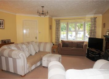 Thumbnail 4 bed detached house for sale in Donaldson Drive, Market Drayton