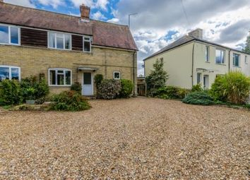 Thumbnail 2 bed semi-detached house for sale in Harston, Cambridge, Cambridgeshire