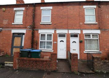 Thumbnail 2 bedroom terraced house for sale in Holmsdale Road, Foleshill, Coventry, West Midlands