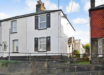 Thumbnail 2 bed end terrace house for sale in Mongeham Road, Great Mongeham, Deal, Kent
