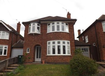 Thumbnail 3 bed detached house for sale in Harrow Road, West Bridgford, Nottingham, Nottinghamshire