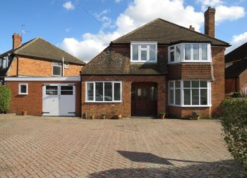 Thumbnail 3 bed detached house for sale in Ash Grove, Stratford-Upon-Avon