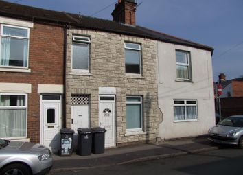 Thumbnail 2 bedroom terraced house for sale in All Saints Road, Burton-On-Trent