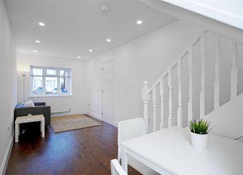 Thumbnail 1 bed flat to rent in Redbridge Lane West, London