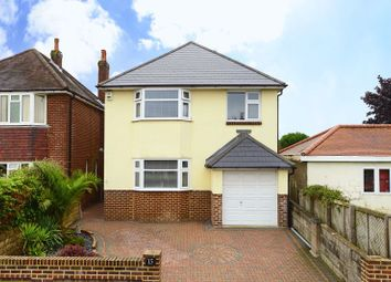 Thumbnail 4 bed detached house for sale in Bright Road, Oakdale, Poole BH15.