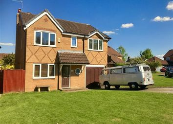 Thumbnail 4 bed detached house for sale in Ploughmans Way, Macclesfield