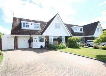 Thumbnail 3 bed detached house for sale in Old Cross Tree Way, Ash Green, Aldershot, Hampshire
