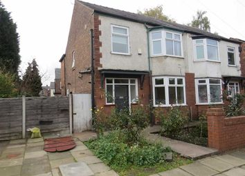 Thumbnail 4 bed semi-detached house to rent in Beech Avenue, Salford