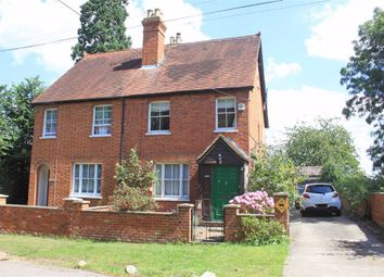3 bed semi-detached house for sale in Knowl Hill Common, Reading, Berkshire RG10