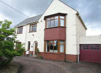 Thumbnail 5 bedroom detached house for sale in Cimla Road, Neath, Neath, West Glamorgan