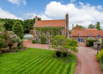 Thumbnail 7 bed detached house for sale in The Green, Hurworth, Darlington, County Durham