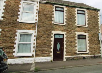 Thumbnail 3 bed terraced house for sale in Creswell Road, Neath, Neath Port Talbot.
