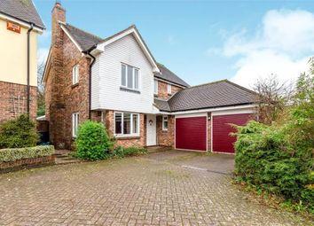 Thumbnail 4 bed detached house for sale in Beck Road, Saffron Walden, Essex