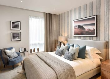 Thumbnail 2 bed flat for sale in Burlington Lane, Chiswick, London