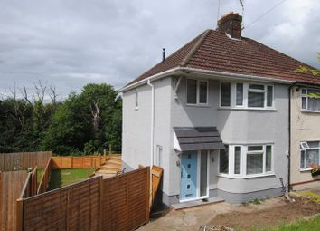 Thumbnail 3 bed semi-detached house for sale in Braeside Road, Southampton