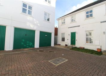 Thumbnail 2 bed end terrace house for sale in The Shrubbery, West Street, Axminster, Devon