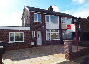 Thumbnail 3 bed semi-detached house for sale in Brougham Street, Worsley, Manchester, Greater Manchester
