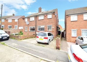 Thumbnail 4 bed semi-detached house for sale in Durant Road, Hextable, Kent