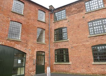 Thumbnail 1 bed flat to rent in High Street, Tean, Stoke-On-Trent