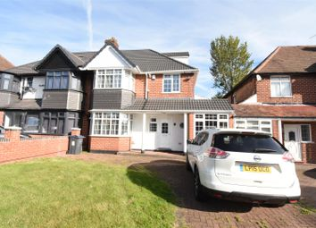 Thumbnail 4 bed semi-detached house for sale in Sandhurst Avenue, Hodge Hill, Birmingham