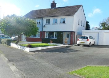 Thumbnail 3 bed semi-detached house for sale in St. Martins Park, Haverfordwest, Pembrokeshire