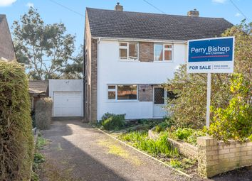 Thumbnail 3 bed semi-detached house for sale in Marling Crescent, Stroud