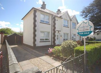 3 bed semi-detached house for sale in Pine Road, Clydebank G81