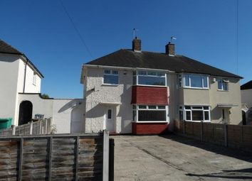 Thumbnail 3 bed semi-detached house for sale in Letcombe Road, Clifton, Nottingham, Nottinghamshire