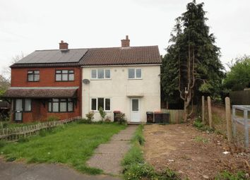 Thumbnail 3 bed semi-detached house to rent in Hawthorne Avenue, Hurley, Atherstone