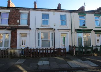 Thumbnail 4 bedroom terraced house to rent in Pensbury Street, Darlington