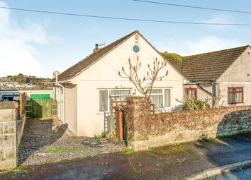 Thumbnail 3 bed semi-detached bungalow for sale in Belle Vue Rise, Plymouth