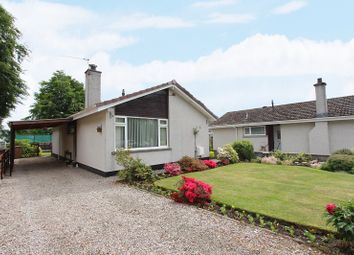 Thumbnail 3 bedroom detached bungalow for sale in 14 Cullaird Road, Lochardil, Inverness, Highland.