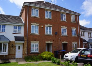 Thumbnail 4 bed terraced house to rent in Campion Road, Hatfield