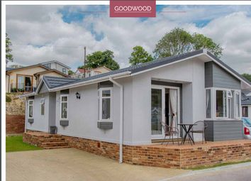 Thumbnail 2 bed mobile/park home for sale in North Country, Redruth