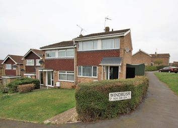 Thumbnail 3 bedroom semi-detached house for sale in Windrush, Highworth, Swindon
