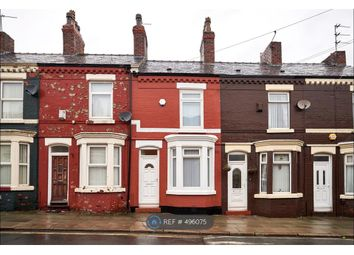 Thumbnail 2 bed terraced house to rent in Harrow Road, Liverpool