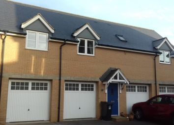 Thumbnail 2 bed detached house for sale in Wagtail Crescent, Portishead, Bristol