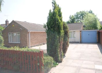 Thumbnail 2 bed detached bungalow to rent in Hawton Road, Newark, Nottinghamshire.
