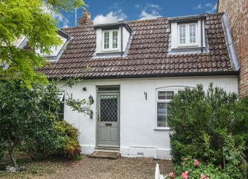 Thumbnail 3 bed terraced house for sale in The Street, Bredfield, Woodbridge