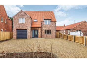 Thumbnail 4 bed detached house for sale in Wanton Lane, Terrington St Clement, King's Lynn